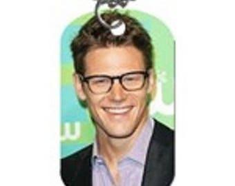 "Vampire Diaries ""Matt"" -- Dog Tag Pendant Necklace"
