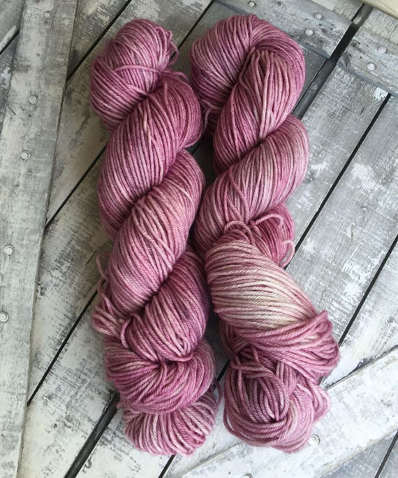 Eureka from Oz Yarn,Dickon Base,Hand Dyed Yarn,DK Weight,4 ply,Superwash Nylon,100 grams,indie dyed yarn,gift for Knitter,Toad Hollow Yarns