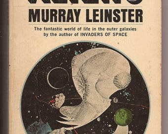 Berkley-Medallion, Murray Leinster: The Aliens 1966