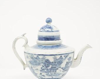 Antique Chinese Tea Pot (1800's)