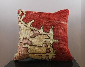 pilloW, PilloW Decor, bohemian kilim pillow, decor pillow, boho pillow, E4