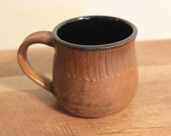 Little brown mug