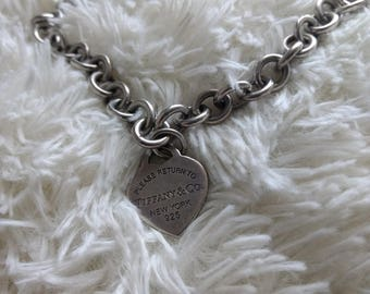 16in. Tiffany Necklace