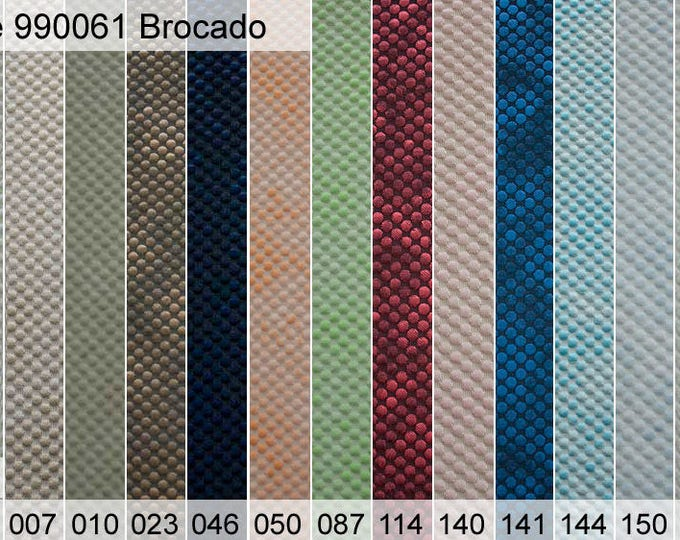 990061 Brocade sample of 6 x 10 CM