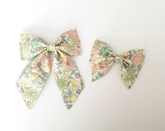Pastel Liberty Sailor Bow