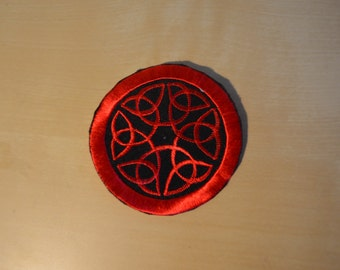 Sacred geometry patch 2''