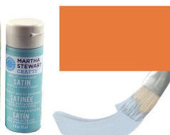 Peinture acrylique multi-surface ORANGE