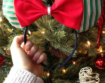 Very Merry Minnie Mouse Ears