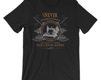 Sewing Power T-shirt