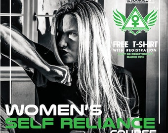 Fight / Women's Self Reliance course / self defence