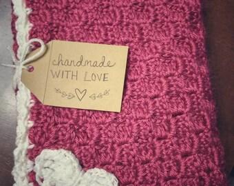 Lovey Baby Blanket