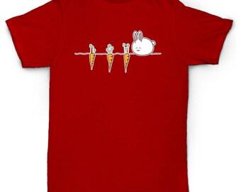 Cute Kawaii Rabbit T-Shirt - Easter - Easter bunny - Top - Tee