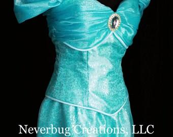 Jasmine Modest Version Custom Costume