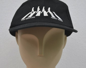 The Beatles Abbey Road Hat Adjustable Strap 5 Panel The Beatles Under License One Size Fits All