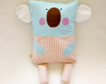 Koala Cuddle Buddy - Baby pillow / cushion - Toddler pillow / cushion - cute animal
