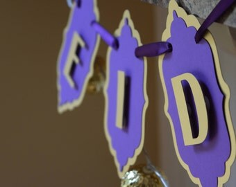 Eid Mubarak banner - Eid Decor - Eid party - Eid decoration