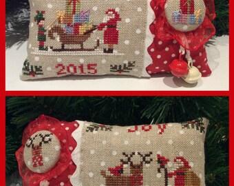 Peace & Joy Ornaments