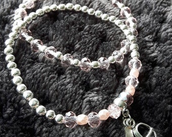 Handmade Expandable Bracelets to celebrate the arrival of a new baby
