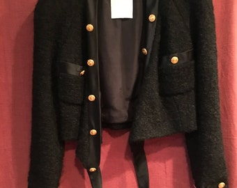 Chanel Boutique Jacket - Size 38