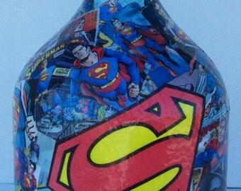 Superman Collector's Bottle