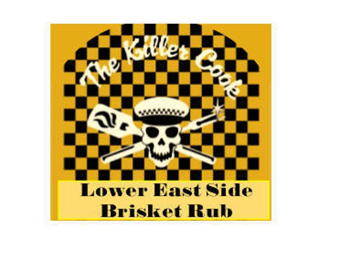 Featured listing image: The Killer Cook's Lower East Side Brisket Rub