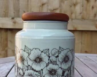 Hornsea Cornrose Sugar Storage Jar