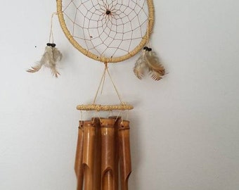 Vintage Dream Catcher, Wind Chime
