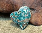 Reorganization Sale 30% off ~ Green/Brown Crazy Lace Agate Druzy
