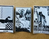 Terrible Tarot Sticker Pack 2