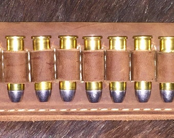 Cartridge carrier; .38 Special/.357 Magnum