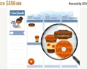 On Sale Decorative Stickers,Pumpkin Spice Latte Planner Stickers, PSL stickers, Coffee sticker, Fall Stickers. Fall Planner, Pumpkin Spice