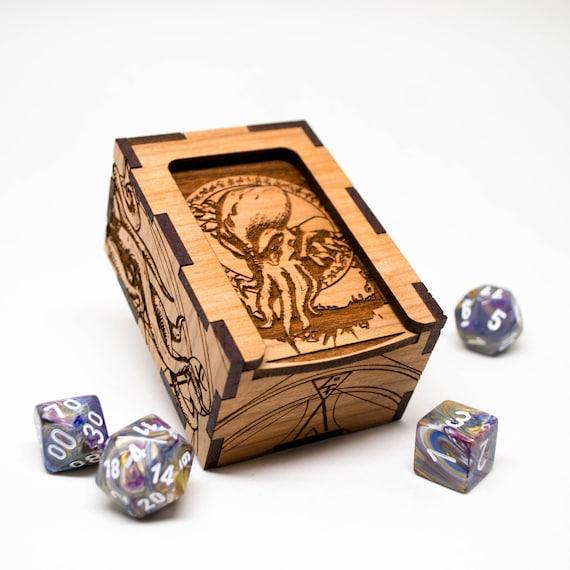 Cthulhu dice box
