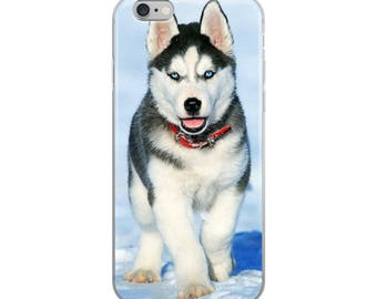 husky dog iPhone 6 Plus/6s Plus  iPhone 6/6s  iPhone 7 Plus/8 Plus  iPhone 7/8  iPhone X Case