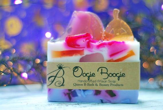 OOGIE BOOGIE | Artisan Shea Butter Soap