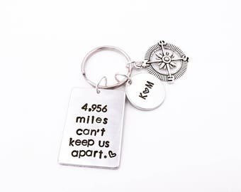 Long distance love - Long distance relationship - Boyfriend gift - Going away gift - Long distance Boyfriend Gift - ldr gift -