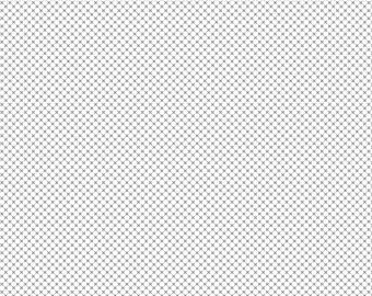 1 Yard Kisses by Doodlebug Design Inc. for  Riley Blake Designs - 220 Silver