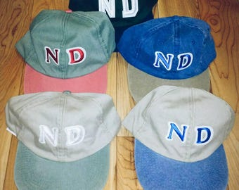 ND 2017 Hats