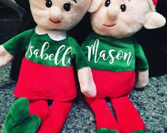 Personalized Christmas Elf!