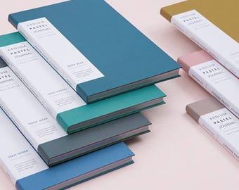 2018 Diary / Ardium Pastel Journal / Dated / Korean Holiday Marked