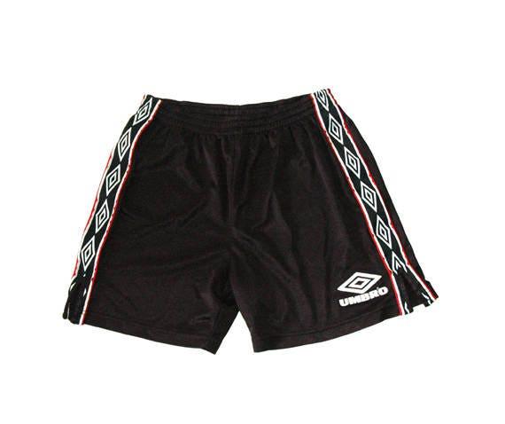 90s Umbro Blk Shorts