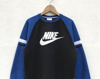 20% OFF Vintage Nike Big Logo Pullover / Nike Sweater Nike Color Block / Nike Spell Out / Nike Oregon / Nike Swoosh