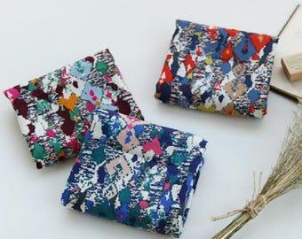 "Washing rayon fabric by the yard 3 specie_Pink, Blue, Orange_51"" SAM 153078"