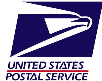 USPS First Class Mail Shipping
