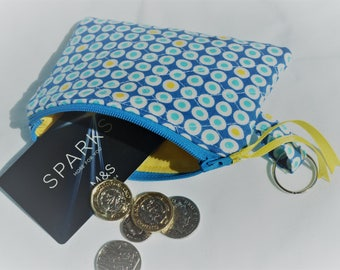 Quilted Coin Purse,