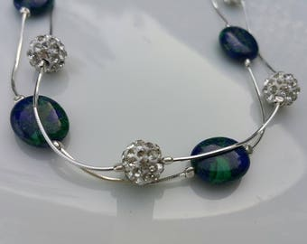 Eilat stone necklace