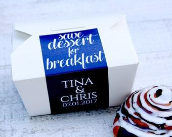 Wedding Favor, Cupcake box, Wedding Favor Box, To Go, Donut Box, Cookie Box, Cake Topper, Cake Favor Box, Dessert Box, Favor Label, Favors