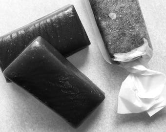 Black Licorice Caramels - 8 oz. Bag - Small batch, hand wrapped, old fashioned caramels