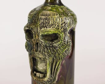 Zombie Poison Bottle Apothecary jar Very Big