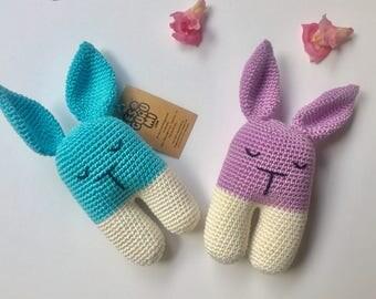 Lovely bunny Rattle
