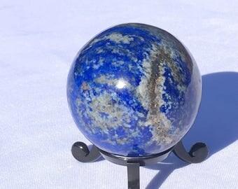 Lapis lazuli sphere 50mm